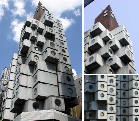 Vintage Metabolism The First Capsule Tower Designs Amp Ideas Dornob