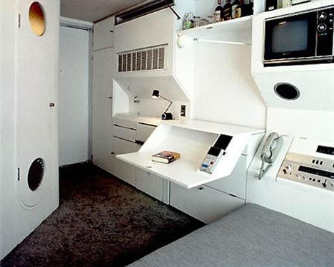 metabolist interior design