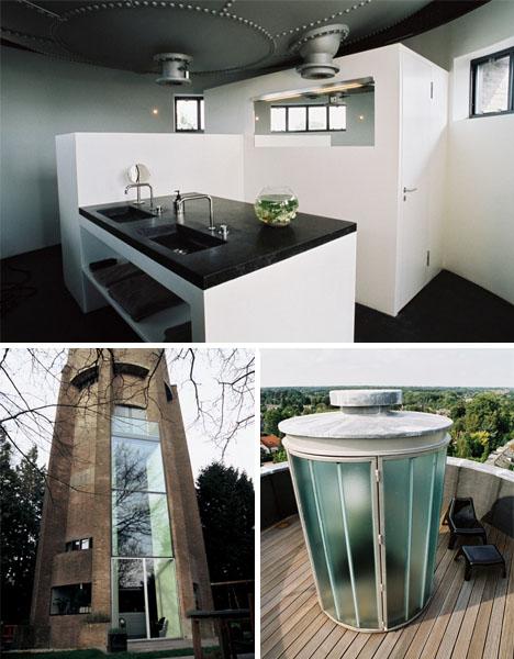 modern interior style conversion