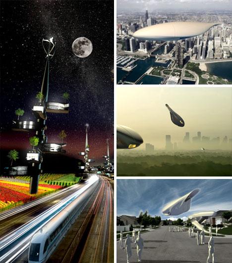 reburbia futuristic suburban designs