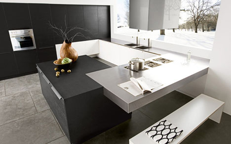 Simple Modern Kitchen