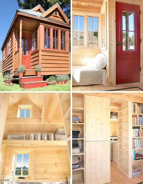Super-Tiny Homes Trend: Semi-Mobile Small-Space Living on tiny homes inside and outside, tiny fashion, tiny art, loft small house designs, tiny homes with staircases, tiny custom homes, tiny plans, tiny bedroom, tiny compact homes, tiny log homes, tiny prefab homes, mini bungalow house plans designs, tiny modular homes, tiny portable homes, small box type house designs, tiny interior design, tiny books, tiny room design ideas, tiny house, tiny kit homes,