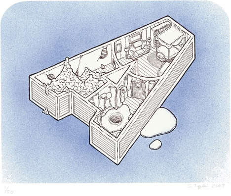 Art Of 3D Typography 26 Dream Houses Alphabet City