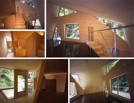amazing angled home