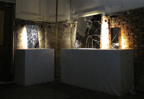 Broken Mirrors Become Art Designs Amp Ideas On Dornob