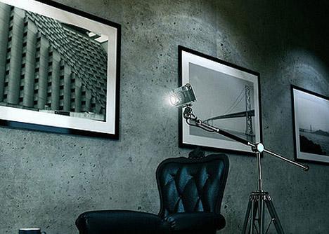 camera lamp designs