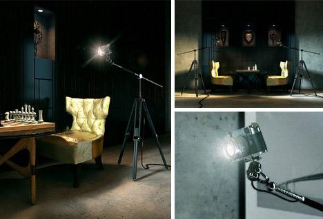 camera manual art lamp