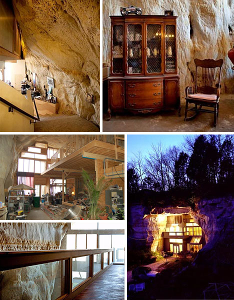 cave home rooms