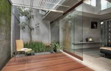 Gabled Concrete Home Pays Tribute to Archipelago Landscape