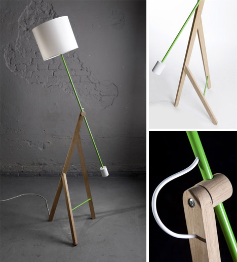 contemporary swing lamp 2