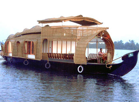 Used River Barges Into Luxury Houseboat Rentals For Hire