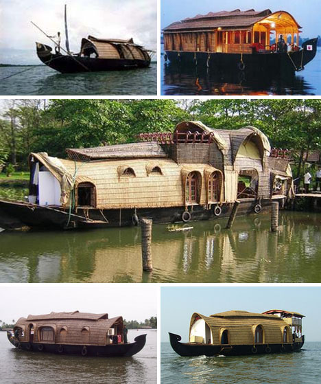 converted barge houseboat 4