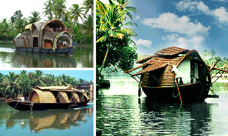 Used River Barges into Luxury Houseboat Rentals-for-Hire