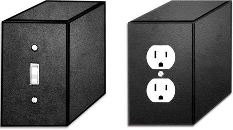 decorative 3d outlet plates - Decorative Outlet Covers