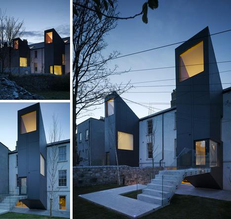 Superbe Disjunctive Modern Home Addition