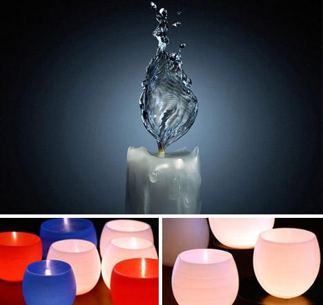 diy candle craft