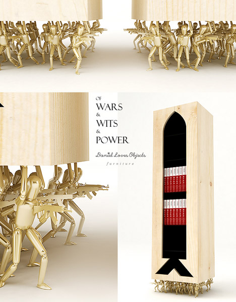 furniture of war