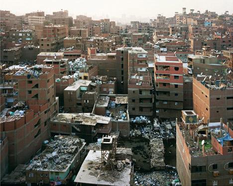 garbage city photo