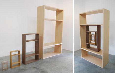 modular home shelving units