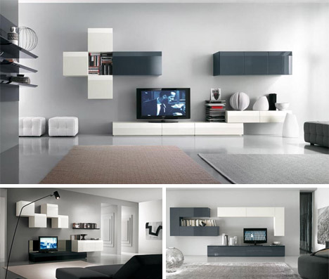 modular living room furniture