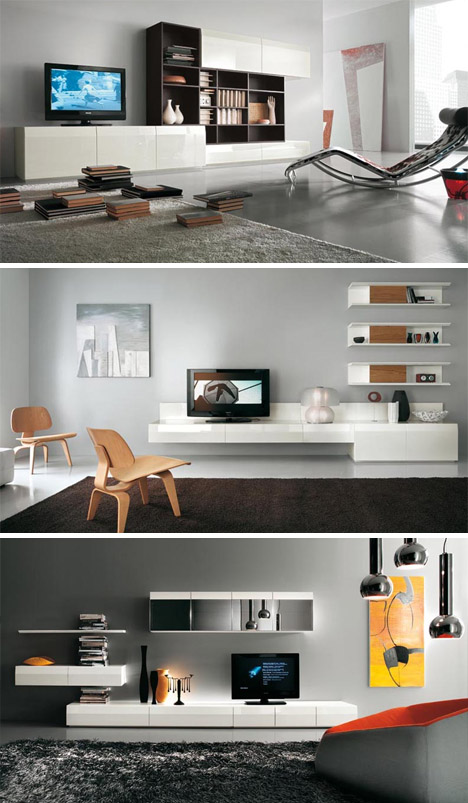 modular living room layout ideas