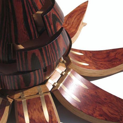 sculptured wood furniture craft