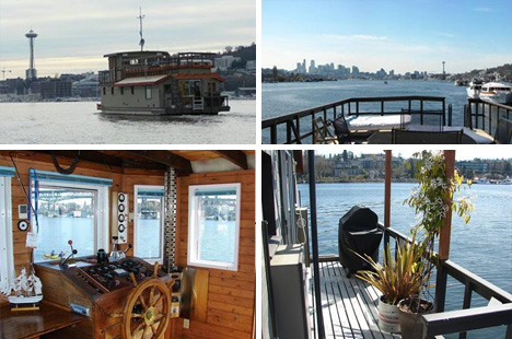 seattle real mobile houseboat