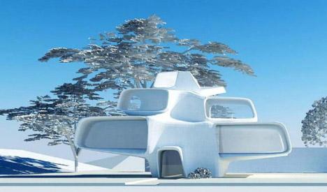 timeless futuristic design