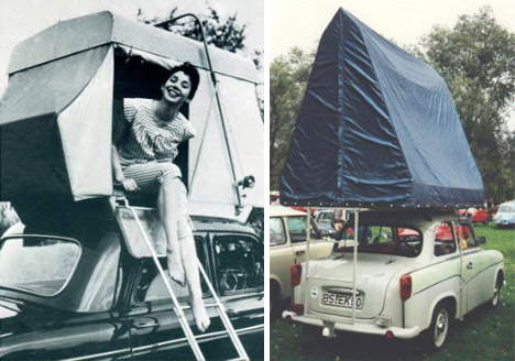 trabant mobile home a