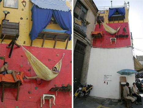 wall squatter art 2