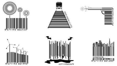 designer barcodes
