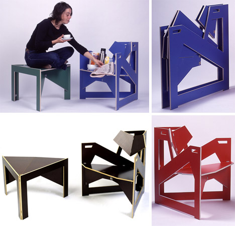 Flat Packed Furniture Features Tool