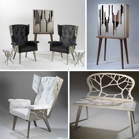 Time spanning style 7 classic modern furniture designs for Classic contemporary furniture