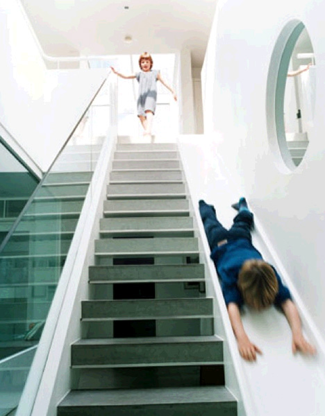 Skipping Steps 5 Slides That Beat Taking The Stairs Down