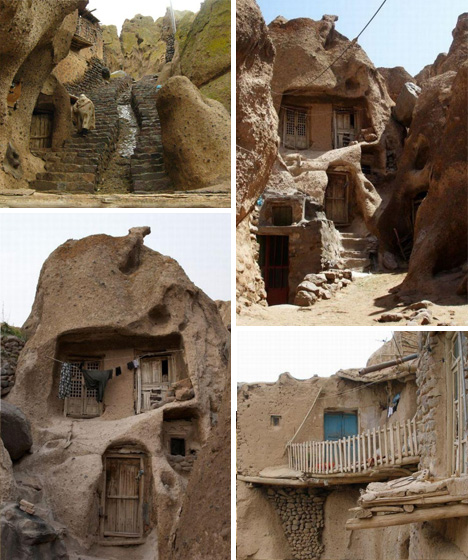 Find Cheap Homes For Rent: Cave Homes For Sale: 700-Year-Old Carved Rocks Of Iran