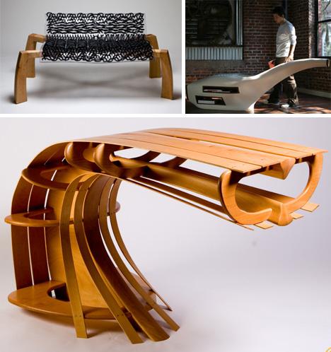 Furniture Arts Or The Fine Art Of Faux Unique Furniture