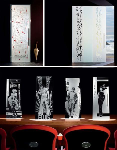 15 Fantastic Full Glass Frosted Frameless Interior Doors