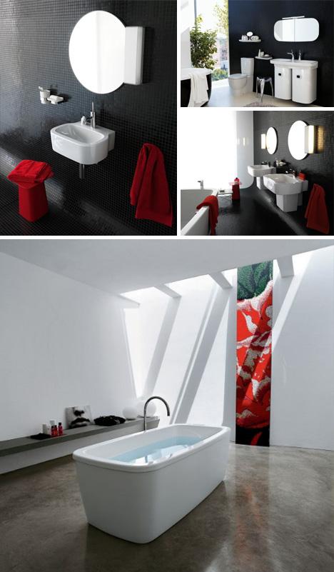 Whether. Home Bathroom Fixtures  10 Ideas for Tile  Tubs   Toilets