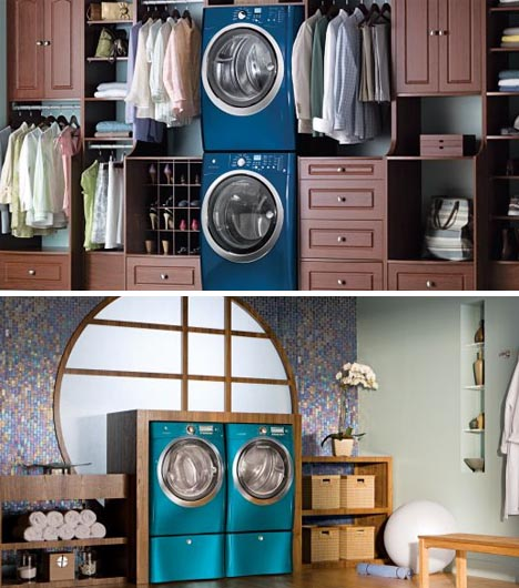 Storage Room Shelving Ideas: The Laundry Room: Pictures, Plans, Designs & Storage Ideas