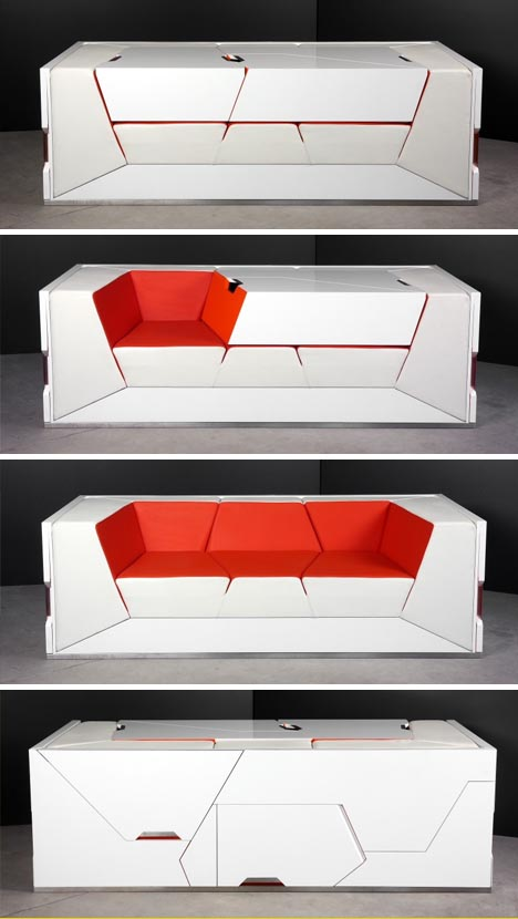 Lounge In A Box Modular Living Room Furniture Collection