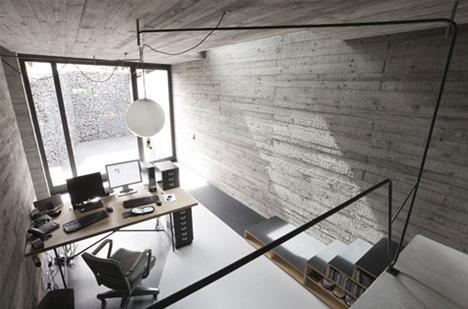 Concrete Amp Steel Modern House Addition Designs Amp Ideas