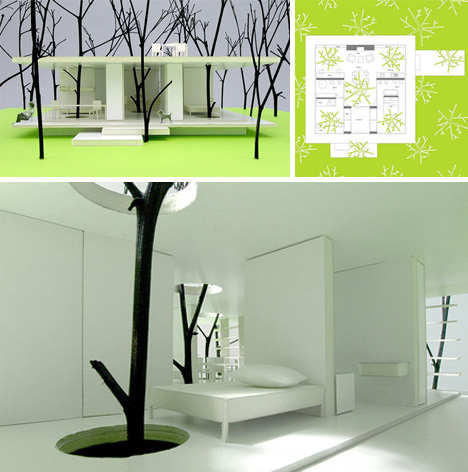 Small Houses, Big Plans: Modern Model Home Design Ideas
