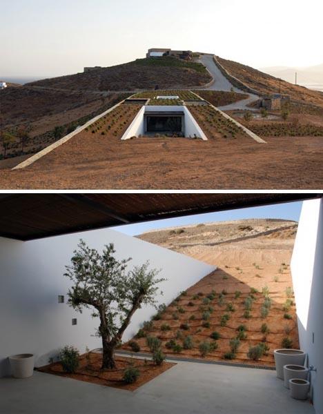 Shrubs ... & Underground Living: Buried Secrets of a Stone Desert Home memphite.com