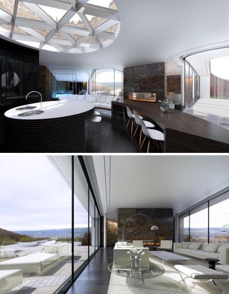 uk celebrity plans on building huge underground eco home. Black Bedroom Furniture Sets. Home Design Ideas