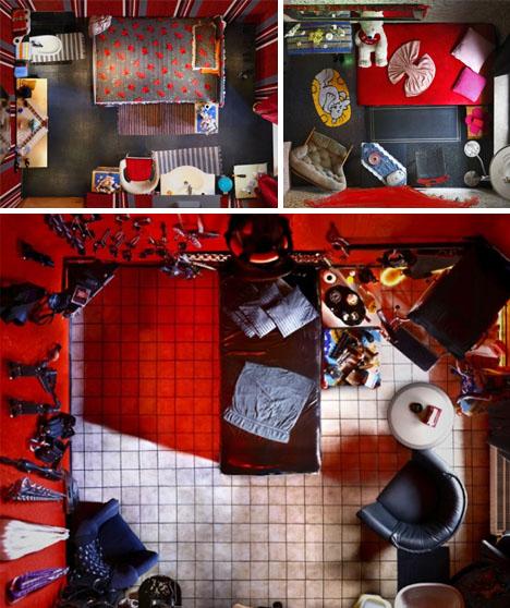 Brothels To Prisons 8 Unique Home Interior Design Photos