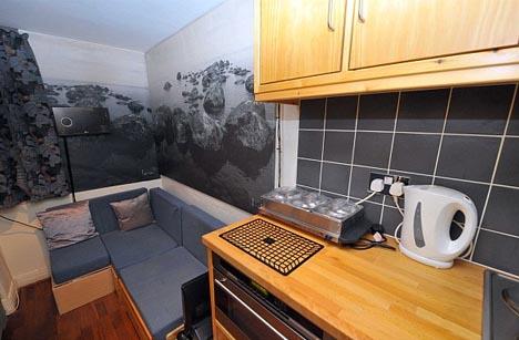 Apartment Bedroom Decor Green