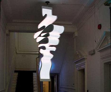 Artistic Modern Mood Lighting Designs