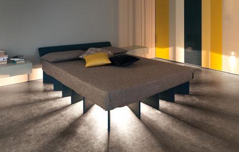 Modern Platform Beds That Float On Air Designs Ideas On Dornob