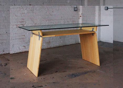 Modular Home Furniture: 7 Wood Bed, Chair & Desk Designs