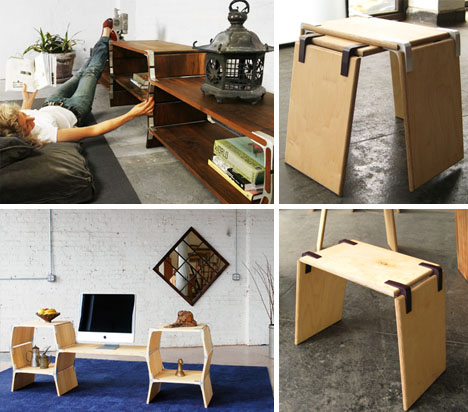 Modular Home Furniture 7 Wood Bed Chair Desk Designs